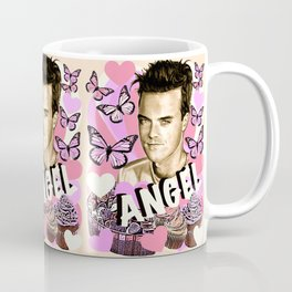 Angel Cupcake Coffee Mug