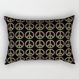 Peace 2 Rectangular Pillow