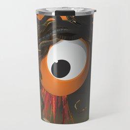 medusa's eye Travel Mug