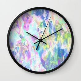 Lighting The Synapse Wall Clock