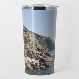Riomaggiore's Waters. Travel Mug