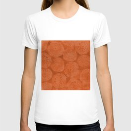 Tribal Terracota Rounds T-shirt
