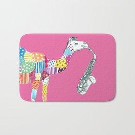 Pink-Camel Bath Mat
