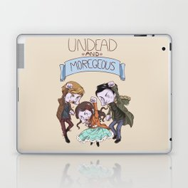 In the Flesh - Moregeous Laptop & iPad Skin