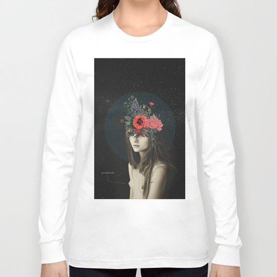 mujer florero Long Sleeve T-shirt