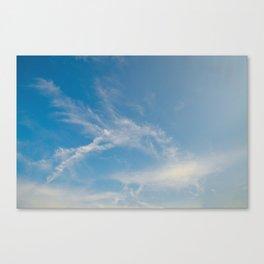 Hummingbird Cloud by Teresa Thompson Canvas Print