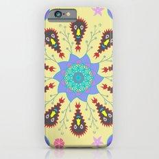 Monster Mandala iPhone 6s Slim Case