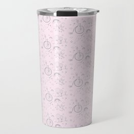 Magical creatures pattern Travel Mug