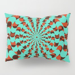 The Rabbit Hole Pillow Sham