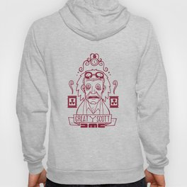 Great Scott - Emmet Brown Hoody