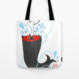 SALVAJEANIMAL headless VI Tote Bag