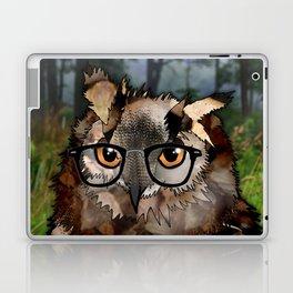 Owl's Good in the Woods Laptop & iPad Skin