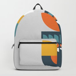 Geometric Plant 01 Backpack
