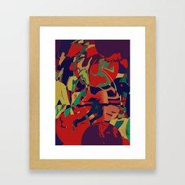 """Otets""(God of rituals) Framed Art Print"
