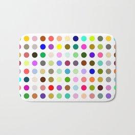 Magic dots Bath Mat