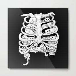 C.A.T.S. Metal Print