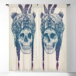 Dead shaman Blackout Curtain