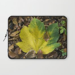 Maple Contrast Laptop Sleeve