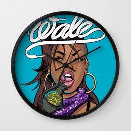 WALE x J.COLE -Art Trill Wall Clock