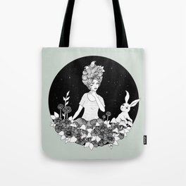 Travelling - Dream of Shining Night Tote Bag