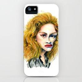 Julia Roberts iPhone Case