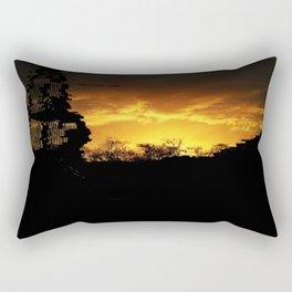 P-Art Human   #2 Rectangular Pillow
