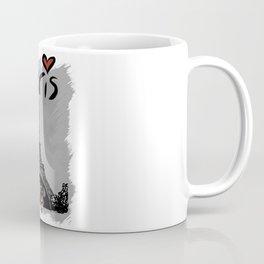 Paris - Travel Serie Coffee Mug