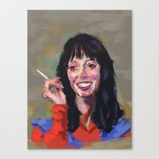 Wendy Torrance Canvas Print