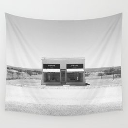 Desert Materialism Wall Tapestry