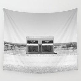 Desert Materialism Wall Tapestry