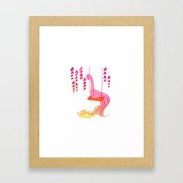 Cats in June Framed Art Print