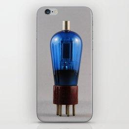 Vintage Vacuum Tube - Tube à vide d'époque  iPhone Skin