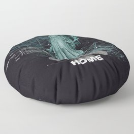 Home Floor Pillow