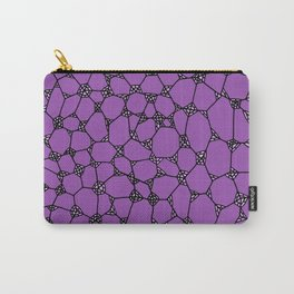 Yzor pattern 006-3 kitai lilac Carry-All Pouch