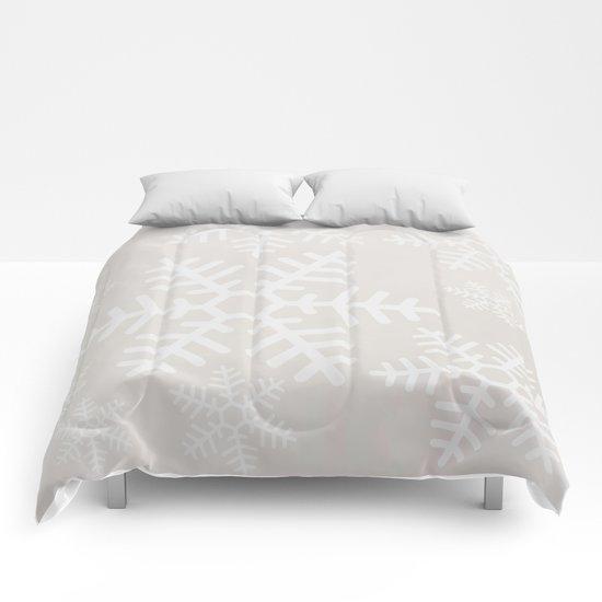 Winter Wander Comforters