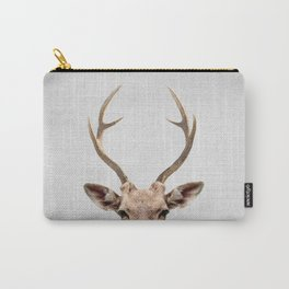Deer - Colorful Carry-All Pouch