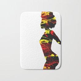 Color Girl Power Bath Mat