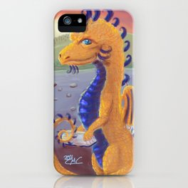 Baby Dragon iPhone Case