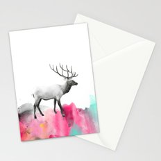 Wild No. 2 // Elk Stationery Cards