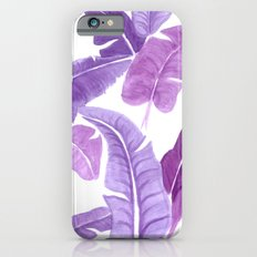 Purple Palms Slim Case iPhone 6