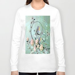 The Chickadee's Serenade Long Sleeve T-shirt