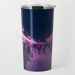 Pink Nakamise Travel Mug