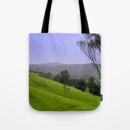 """""""Valley of a Thousand Hills"""" Tote Bag"""