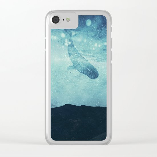 prophecy Clear iPhone Case