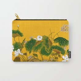 Lotus world Carry-All Pouch