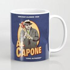 Al Capone Coffee Mug