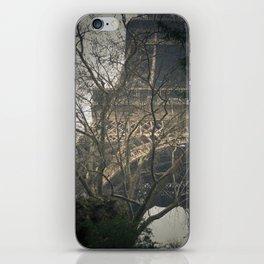 Eiffel Doubletake iPhone Skin