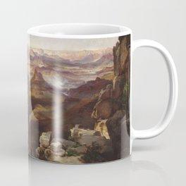 Grand Canyon of the Colorado River by Thomas Moran Coffee Mug