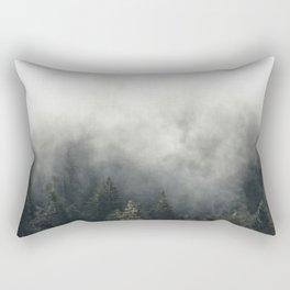 Once Upon A Time - Nature Photography Rectangular Pillow