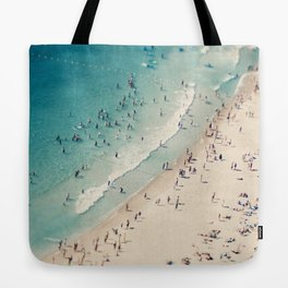 beach love V Tote Bag